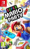 Videogioco Super Mario Party Nuovo Originale Italiano per Nintendo Switch