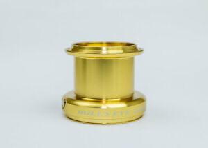 Shimano Ultegra 5500 XTD 'Bulls Eye 5050' Gold Custom Spool