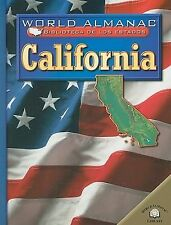 California: El Estado Dorado (World Almanac Biblioteca De Los Estados) (Spanish