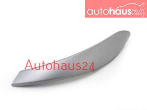 BMW F30 F80 F31 F32 F33 F35 12-17 OUTER TRIM DOOR-PULL HANDLE RIGHT ALUMINUM HEX