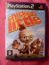 Boîte sans jeu : Chicken Little sur PS2 ( Envoi gratuit !)