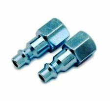 "2 PC Quick Connect 1/4"" NPT Female Plug For Air Tools"