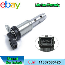 OEM 11367585425 For BMW VANOS Engine Variable Control Valve Timing Solenoid VVT