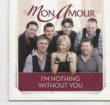 Mon Amour-Im Nothing Without You cd single