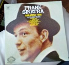 MINT CONDITION: Frank Sinatra Greatest Hits The Early Years Record Vinyl LP