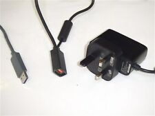 Power Supply Adapter for xBox Kinect Sensor: UK Mains Power Supply for Kinect