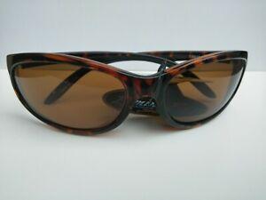 Bimini Bay Sunglasses T-BB1A tortoise shell RUBBER ARMS frame AMBER Lens