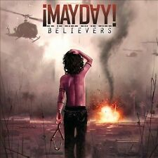 Believers [PA] by Mayday! (CD, 2013, Strange Music) NEW Free Shipping SEALED