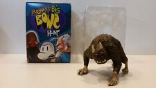 Phoney's Big Bone Hunt mystery figurine Rat Creature 2001 Jeff Smith with box