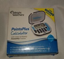 Weight Watchers Points Plus Calculator Daily Weekly Points Tracker