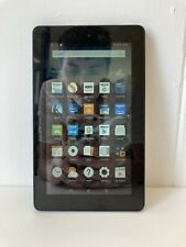 "Amazon Kindle Fire 7"" Tablet 5th Generación Negro SV98LN 8GB Wifi"
