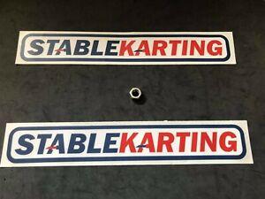 Go Kart - Rotax CLUTCH LOCK NUT 10MM- NEW
