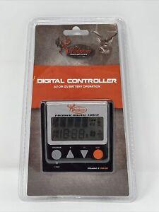 Wildgame Innovations TH-ST 6V or 12V Feeder Digital Timer Controller Brand New