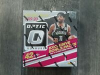 2019-20 Panini Donruss Optic Basketball Mega Box Hyper Pink Parallels New Sealed