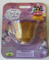 NEW Disney Tea Cup Cuties Princess Figure with Tray Wave 1 Rapunzel