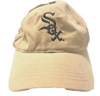 Vintage MLB Chicago White Sox Collectible Baseball Hat Cap United Airlines