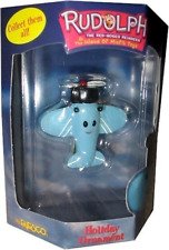 * Misfit Airplane *  Ornament Rudolph Island of Misfit Toys Enesco Mint