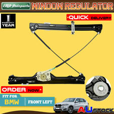 For BMW X5II E70 E70 LCI 2007-2012 Front Left Power Window Regulator W/o Motor