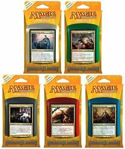 Dragon's Maze Intro Pack Set of Five (ENGLISH) FACTORY SEALED NEW MAGIC ABUGames