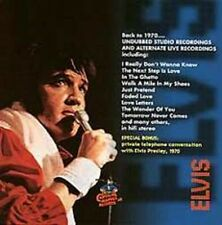 ELVIS CD MAKE THE WORLD GO AWAY