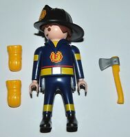 S12H06 Bombero playmobil,serie 12 9241,firefighter
