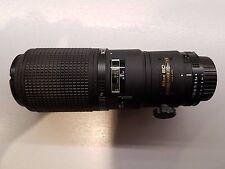 Nikon Micro-Nikkor Macro lens - 200 mm - F/4.0 - Nikon F