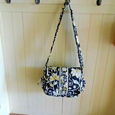 Vera Bradley Purse Black and Gold Medium shoulder bag