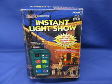 Noma Digital Decorating Instant Light Show 19 pre-programmed shows