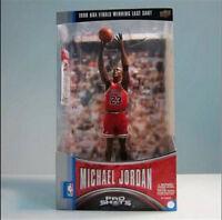 2008 Michael Jordan Pro Shots Figure 1998 NBA Finals Winning Last Shot figure