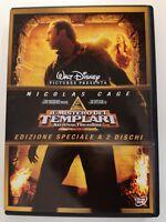 Il Mistero dei Templari (Avventura USA 2004) DVD film di Jon Turteltaub 2 DISCHI