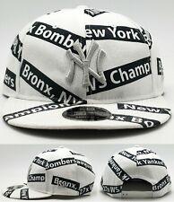 New York Yankees New Era LoPro 9Fifty 27X Champions White Blue Snapback Hat Cap