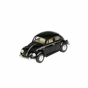 Nex 12099 VW Coccinelle Noir Avec Friction Maßstab Environ 1:64 Neuf ! °