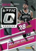2019-20 Panini Donruss Optic Basketball Singles Pick Card From List For Your Set