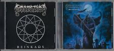 Dissection 2CD SET (Reinkaos and Where Dead Angels Lie)