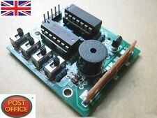 16 Music Box/16 Sound Box//electronic kit /DIY Kits With A Battery Box