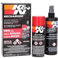 K&N Air Filter Cleaning Kit Aerosol Oil Filter Cleaner Engine Air Filter Perform
