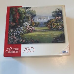 The Puzzle Collection 750 Piece Puzzle 2008 Mega Brands International