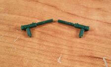 VINTAGE GI JOE MUTT GREEN GUN LOT OF 2