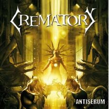 Crematory - Antiserum [New CD] Ltd Ed
