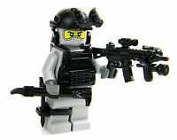 custom LEGO(R) Army Builder PJ Special Forces Modern combat Soldier