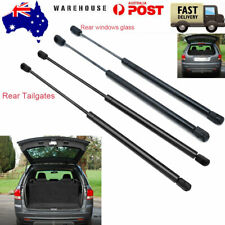 Vehicle Rear Window Glass+Tailgates Gas Struts Spring For Ford Territory 4PC AU