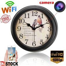 Clock  Wireless Camera Cam Video Recorder US
