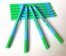 Schneider Slider Edge XB Triangular Handwriting Pens ** GREEN ** Pack Of 10 **