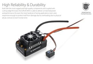 Hobbywing EzRun MAX5 Waterproof 200A Brushless ESC Speed Controller RC Truck