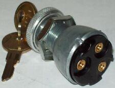 Calterm Automotive Keyed Ignition Switch 42400 / SS-40