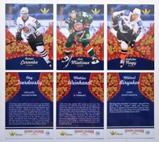 2011-12 KHL CORONA Russian Traditions Pick a Player Card