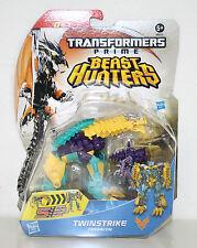 Hasbro TRANSFORMERS Prime Beast Hunters Twinstrike Predacon Level 1 NEU OVP