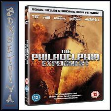PHILADELPHIA EXPERIMENT - 2 MOVIES (ORIGINAL & 2012 RELEASE)  **BRAND NEW DVD **