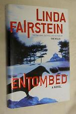 Entombed by Linda Fairstein (2005, Hardcover)