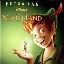 PETER PAN - RETURN TO NEVERLAND Joel McMeely DISNEY CD